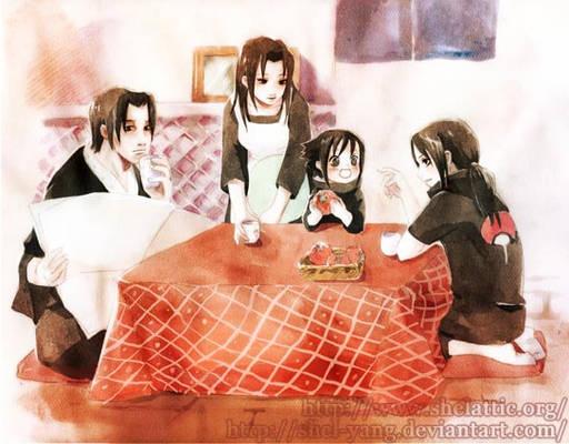 Uchiha family