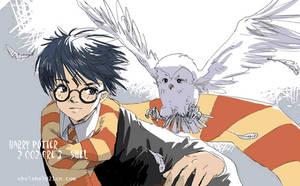 Harry Potter by shel-yang