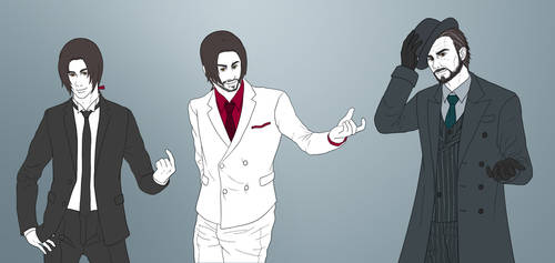 Suit-Ezio by Kiesy