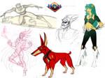 Reboot -Sketches-