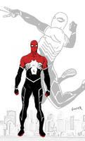 PR Spider Man Redesign