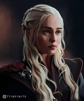 Daenerys Stormborn | Mother of Dragons