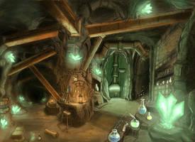 Undergroundlab by Chief-forrunner