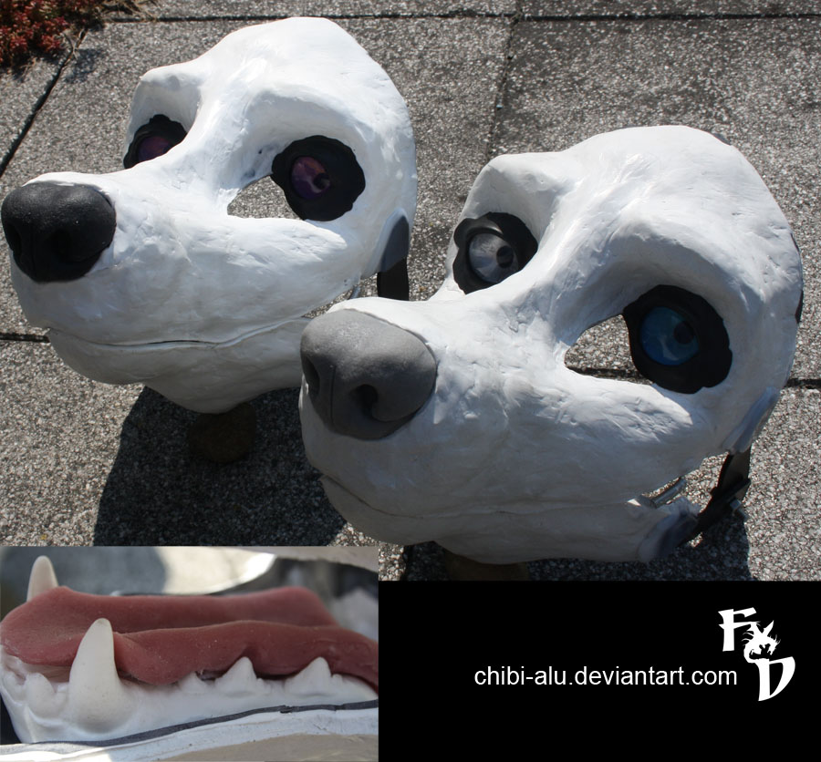 Canine Resin Base by Chibi-Alu