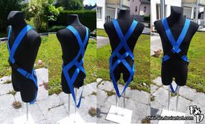 Fursuit X-Back Harness