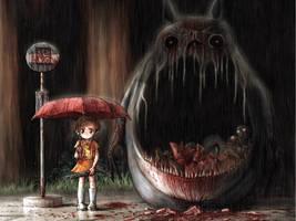 Gothic Totoro