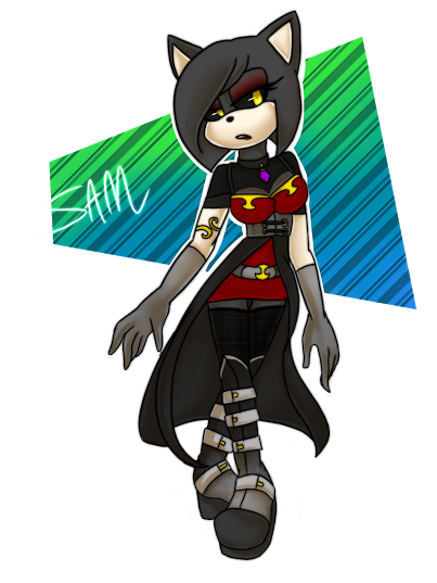 Sam new outfit by AK-47x