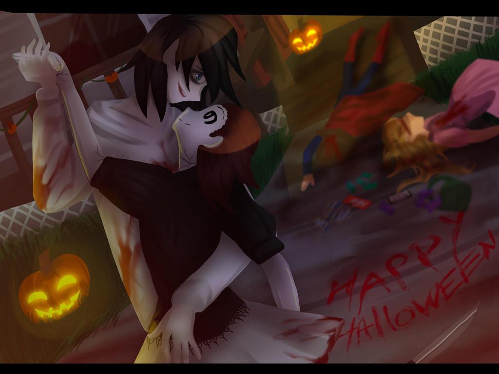 Happy Halloween by AK-47x
