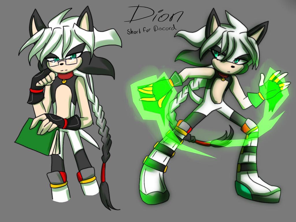 Discord- No call me Dion by AK-47x