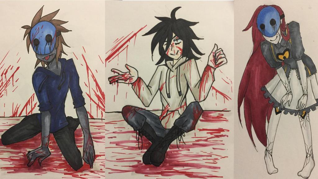 Blood by AK-47x