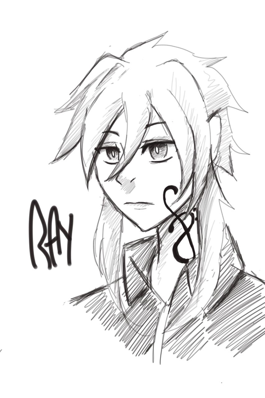 Ray by AK-47x