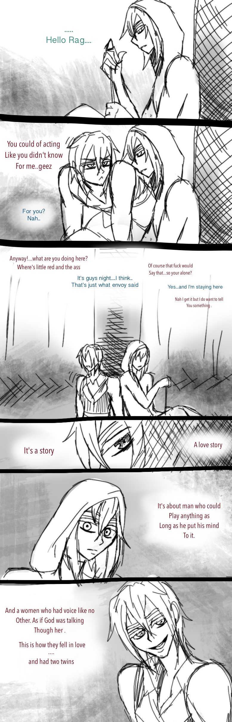 Let me tell you a story pt1 by AK-47x