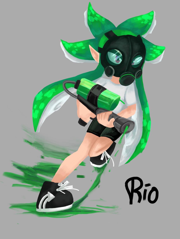 Rio by AK-47x