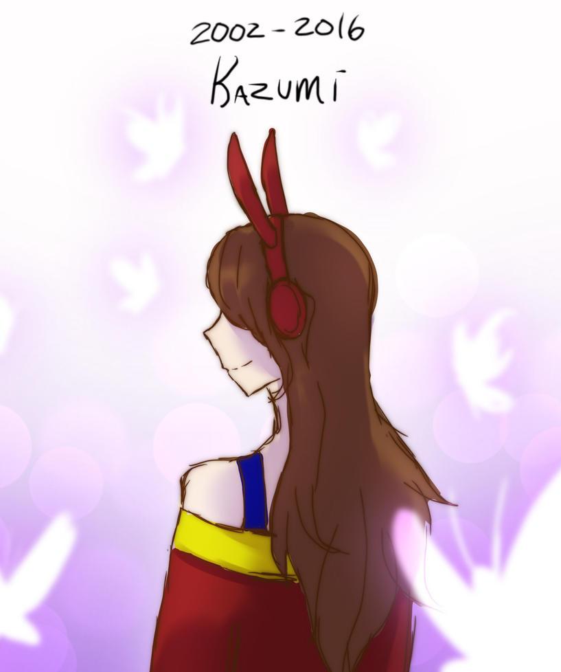 Kazumi by AK-47x