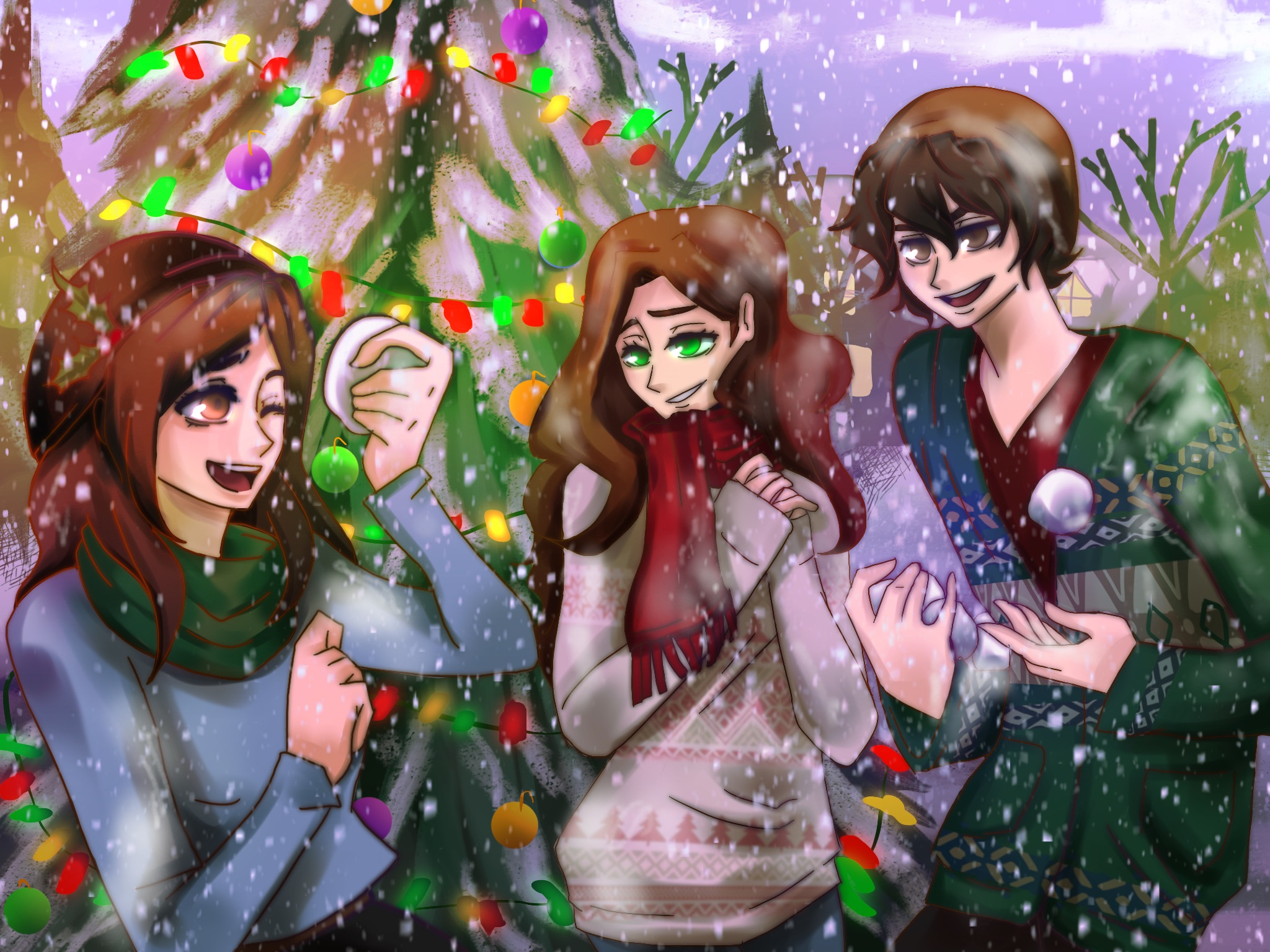 Happy holidays ! House Filidian lol by AK-47x