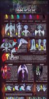 Avezlees Traits and Anatomy Sheet. by AK-47x