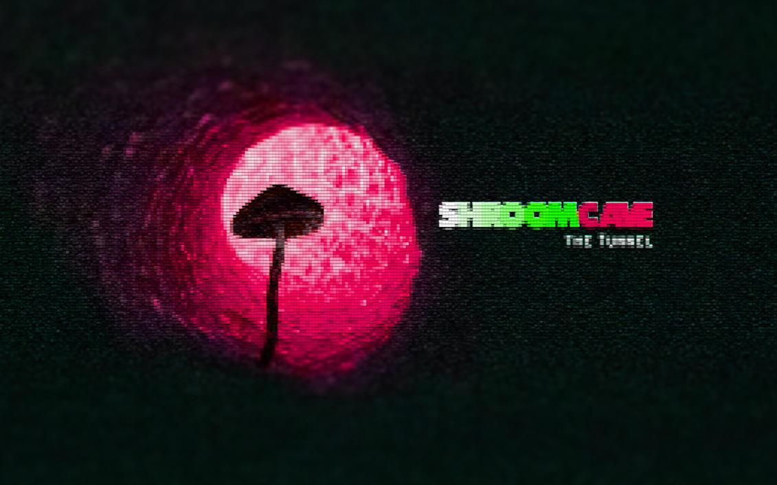 Shroom Cave by Aigoriller