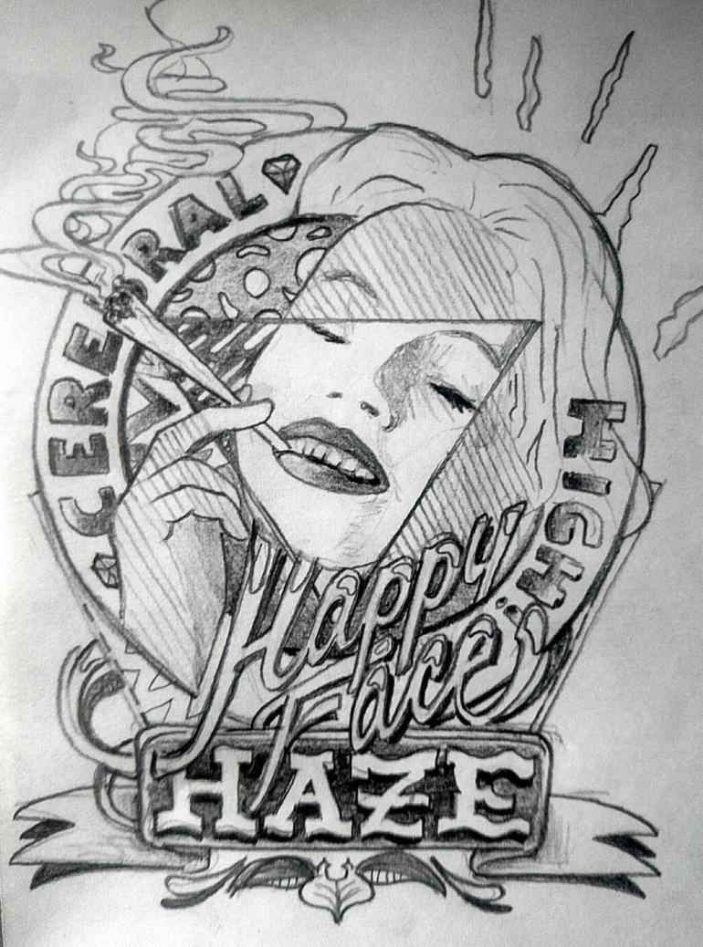 Happy Face Haze by Aigoriller
