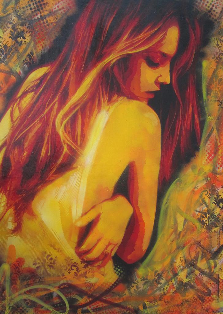Hayden - Sunfire by snikstencilstuff