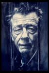 John Hurt portrait