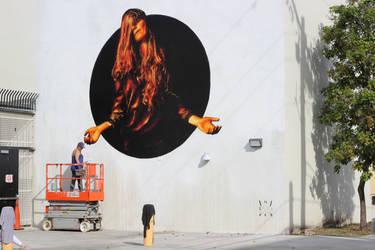 Fading glow - Wynwood, Miami. 2015