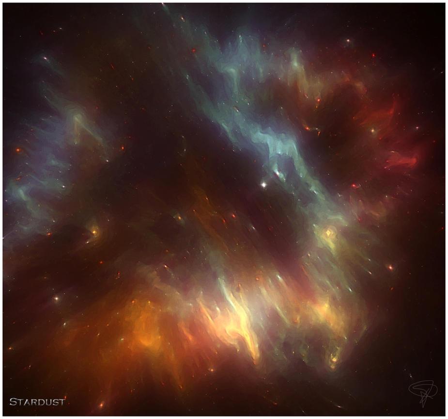 Stardust by TanjaGrimstvedt