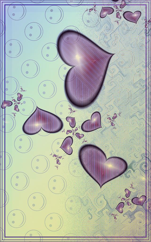 Glass Hearts by TanjaGrimstvedt