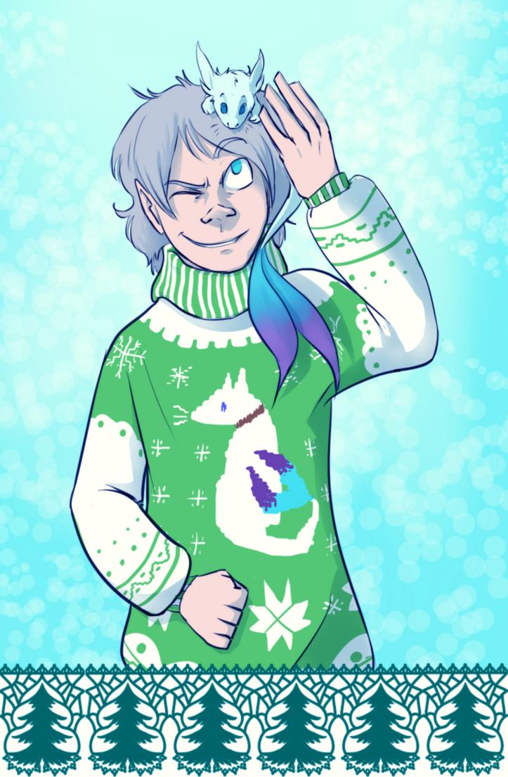 Swetr dla Bazyla by punki123