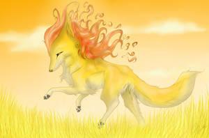 Wolf Blood - Sunshine by Koeteren