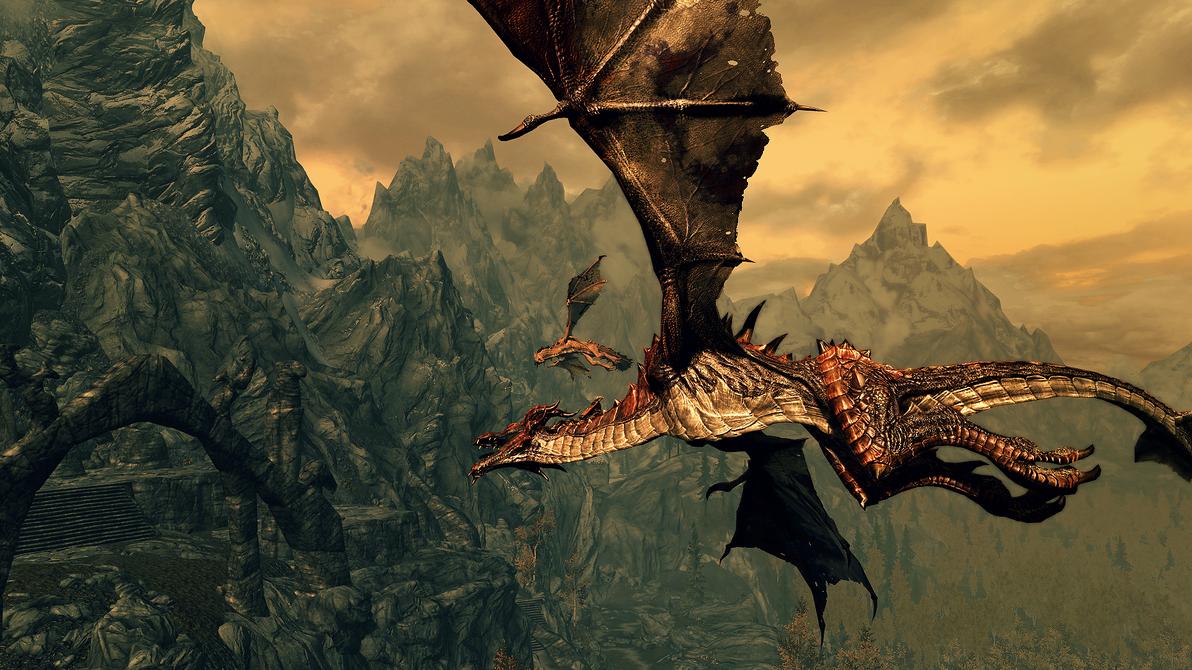 Aerial Battle (HD) by bluesonic1