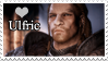 Ulfric Stormcloak Stamp by bluesonic1