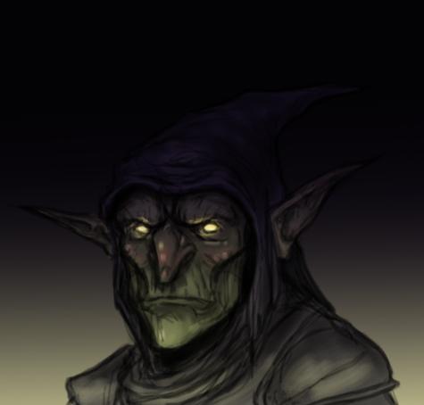 Night Goblin by OnHolyServiceBound