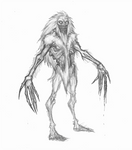 Wendigo sketch