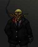 Conrad Gomorrah, the Goblin Mob Boss
