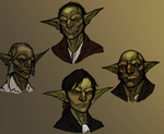 The Coraelli Family Slave Merchants (Colour)