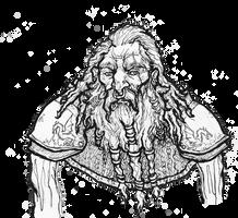 Dwarf Cleric - Windmill Slam Games