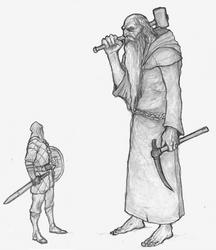 Grim Cowl/Bergmonchs