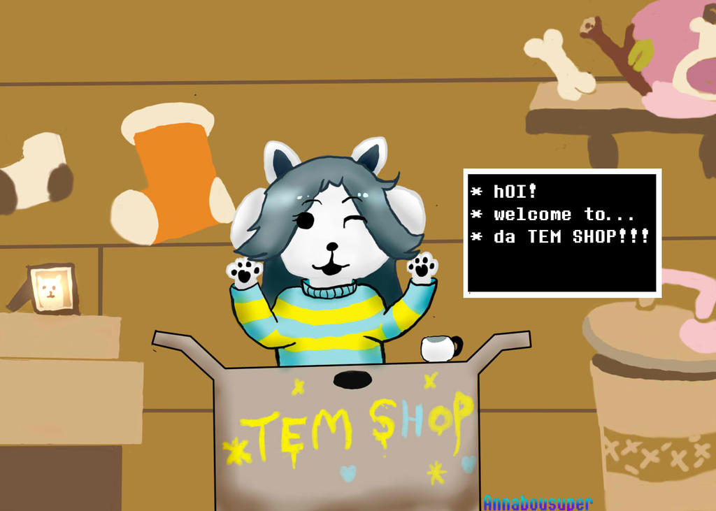 Are Temmies Cats Or Dogs