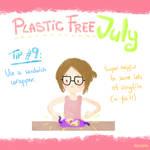 Plastic Free July 9th