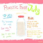 Plastic Free July 21st
