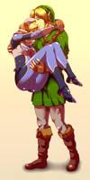 Let's go home by Queen-Zelda