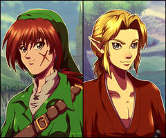 Legend of the rurouni hero by Queen-Zelda