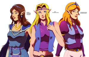 Forbidden princesses