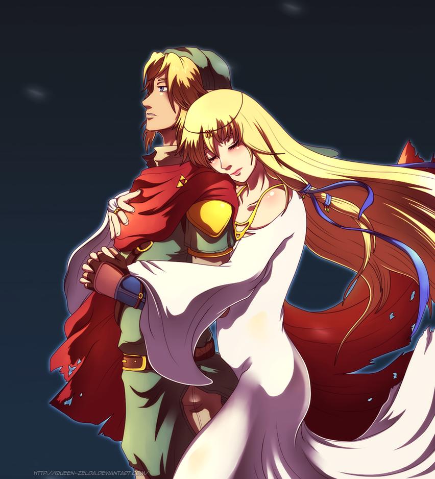 Goddess's guardian by Queen-Zelda