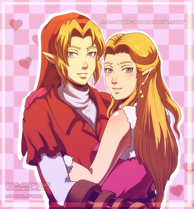 Romantic ballad by Queen-Zelda