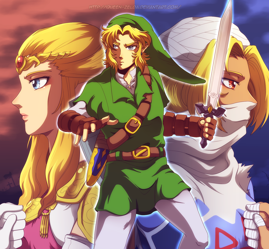 Crusade of Time by Queen-Zelda