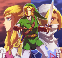 Crusade of Time by Queen-Zelda