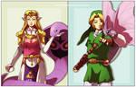 LoZ In Poison by Queen-Zelda