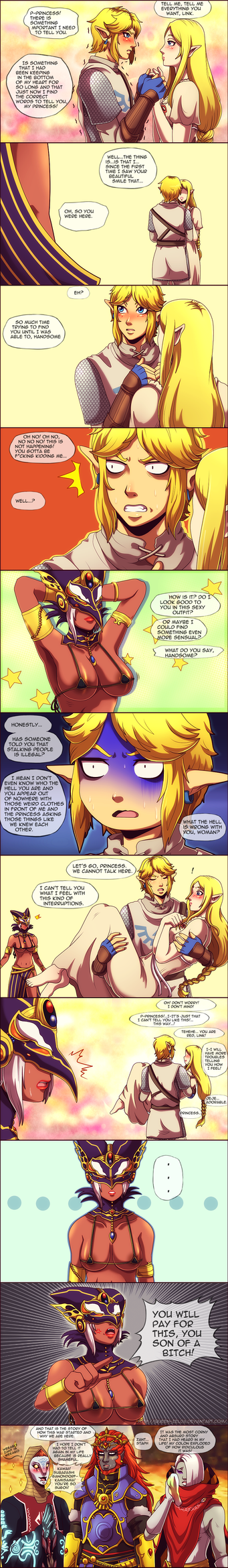 How the war started by Queen-Zelda