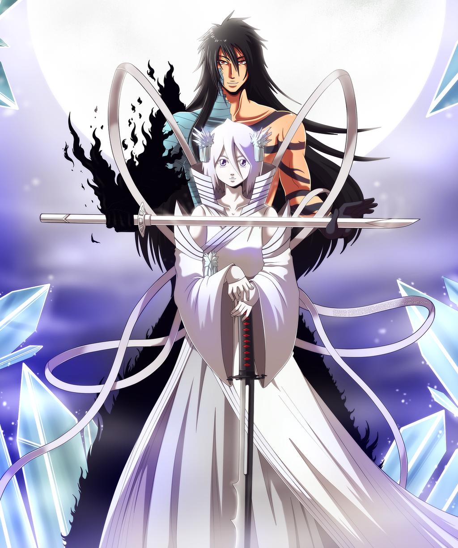 Kuchiki Ayumi Bankai By Tsukineesan On: Eclipse By Queen-Zelda On DeviantArt